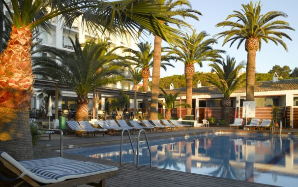 Fiesta Hotel Palmyra auf Ibiza