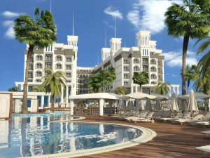 Quattro Beach Spa Resort
