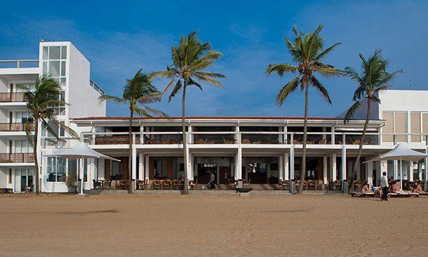 Sri Lanka Jetwing Sea Hotel
