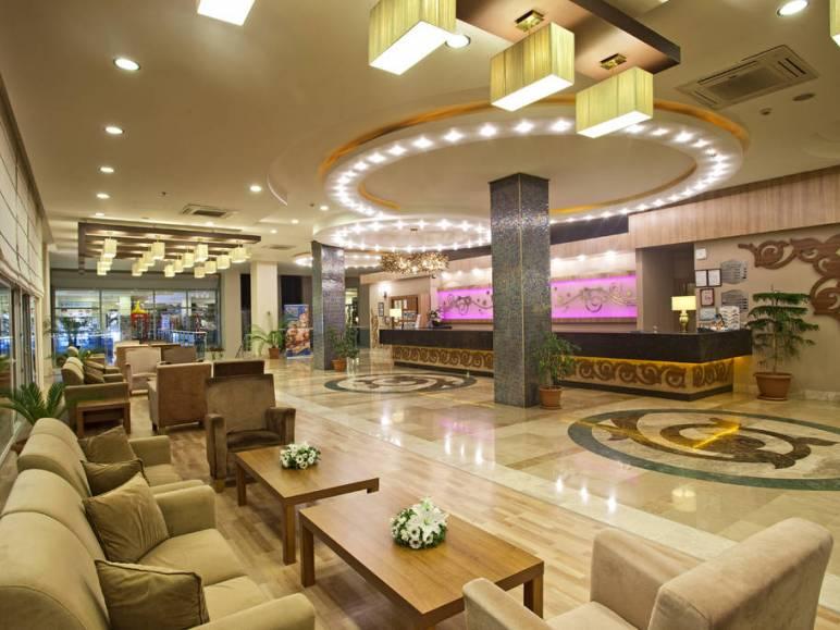 Langzeiturlaub In Der Turkei 22 Tage Im Sehr Guten 5 Hotel In