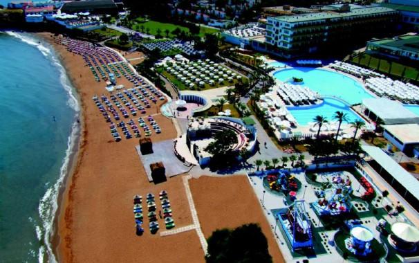 Acapulco Hotelanlage