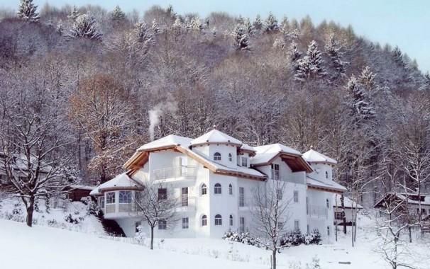 Bergschlösschen in Pilgramsberg